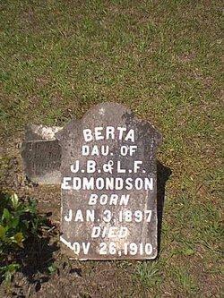 Berta Edmondson