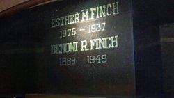 Benoni Robert Finch
