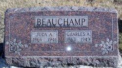 Juda A. Julia <i>Blaylock</i> Beauchamp