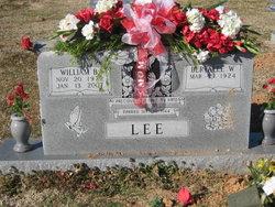 Bertalee <i>Walker</i> Lee