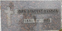 John Vincent Landon