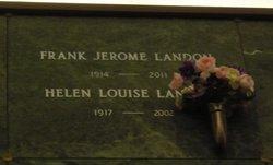 Helen Louise <i>Waddell</i> Landon