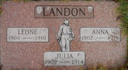 Julia Agnes Landon