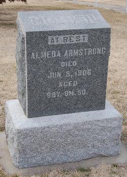 Almeda <i>Rexford</i> Armstrong
