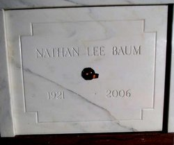 Nathan Lee Baum