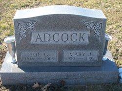 Mary Josephine <i>Razer</i> Adcock