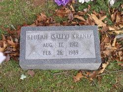 Beulah Sally Krantz