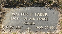 Walter F Faber