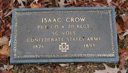 Isaac Crow