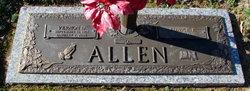 Eunice <i>Baucom</i> Allen