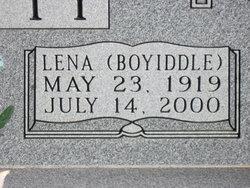 Lena <i>Boyiddle</i> Chibitty