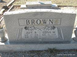 Jeffery Bernard Jeff Brown
