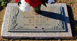 Annie Pearl Geneva <i>Furr</i> Ashby