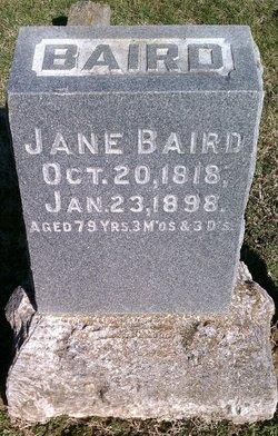 Jane Baird