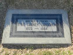 Sybil Sidney <i>Stewart</i> Looschen