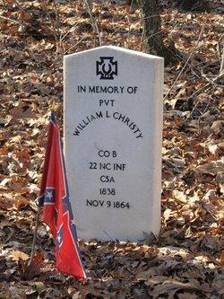 William Lafayette Christy