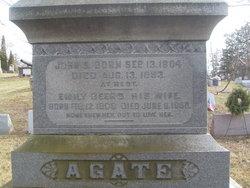Emily <i>Beers</i> Agate