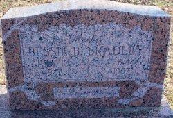 Bessie B. <i>Chaney</i> Bradley