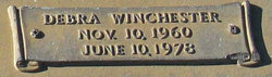 Debra Jeanine <i>Winchester</i> Cavender