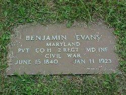 Benjamin Franklin Little Ben Evans