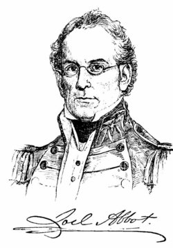 Capt Joel Abbot