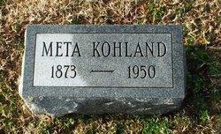 Meta <i>Botshen</i> Kohland