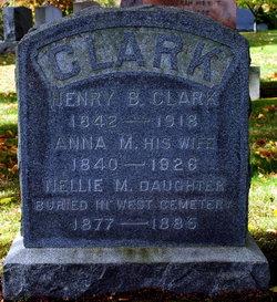 Henry B Clark