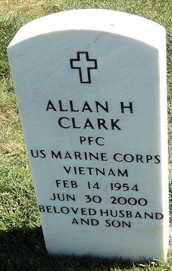 Allan H Clark