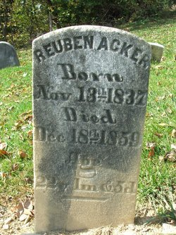 Reuben Acker