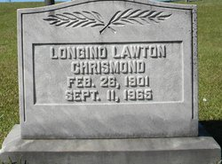 Longino Lawton Chrismond