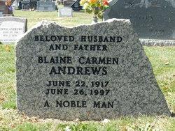 Blaine Carmen Andrews