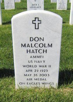 Don Malcolm Hatch