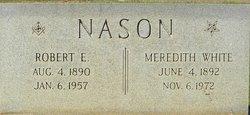 Meredith <i>White</i> Nason