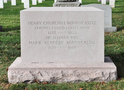 Marie <i>Kennedy</i> Bonnycastle