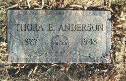 Thora Elizabeth <i>Thompson</i> Anderson