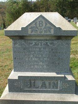 William Allison Blain