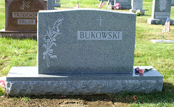 Julia Catherine <i>Tenczar</i> Bukowski