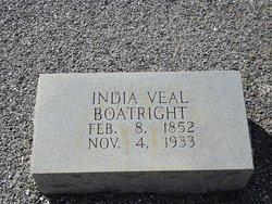 India <i>Veal</i> Boatright