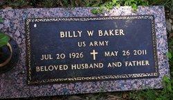 Billy Wayne Joe Baker