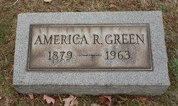 America Edington <i>Robinson</i> Green