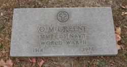 Oswald Meredith Buck Green
