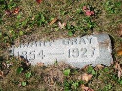 Mrs Mary S <i>Carpenter</i> Gray