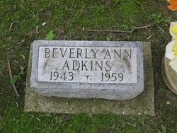 Beverly Ann Adkins