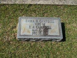 Emma O. <i>Smith</i> Campbell