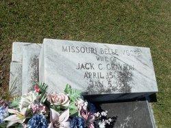 Missouri Belle <i>Moore</i> Grayson