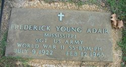 Frederick Young Adair