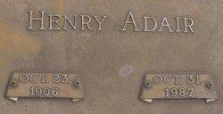 Henry Adair