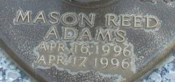 Mason Reed Adams