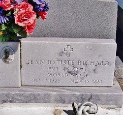 Jean Batiste Richard