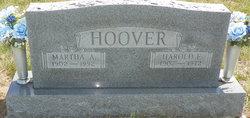 Martha Amanda <i>Stethem</i> Hoover